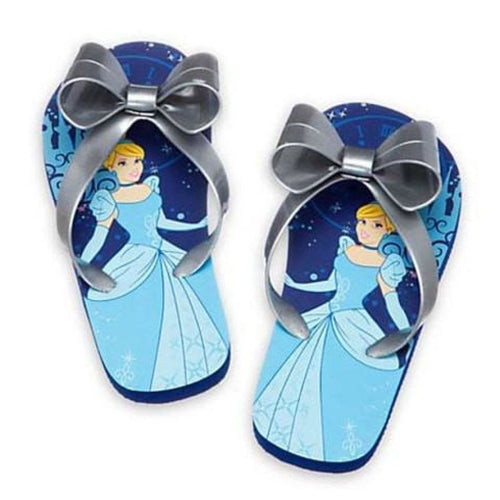 ???? ??????? Shop-Disney-Princess-Cinderella-Flip-Flop-For-Girls