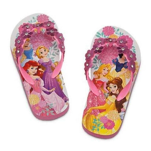 ???? ???????? Shop-Disney-Princess-Flip-Flop-For-Girls