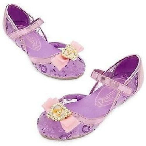 ???? ??????? Shop-Disney-Rapunzel-Costume-Shoes-For-Kids-Tangled