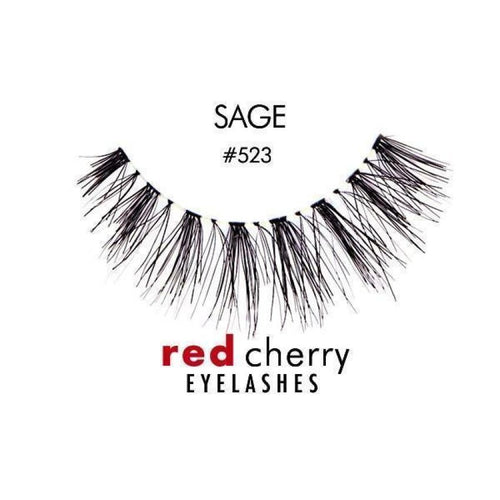 ???? ??? 523 Shop-Red-Cherry-Lashes-Sage-523