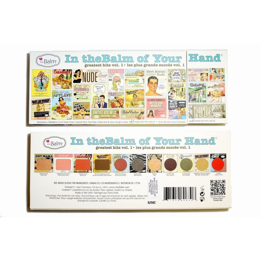 ????? ??? ???? Shop-The-Balm-Palette-Of-Your-Hand