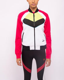 BLACK PYRAMID Motorcross Color Blocked Track Jacket - Village Mart