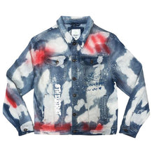 8TH DSTRKT Men's European Wash Denim Jacket - Village Mart
