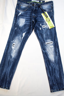 8TH DSTRKT MEN'S EUROPEAN PREMIUM DENIM