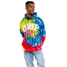 EVOLUTION Men's Drip Tie & Dye Hoody - Village Mart