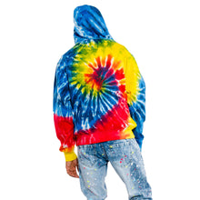 EVOLUTION Big Men's Drip Tie & Dye Hoody - Village Mart