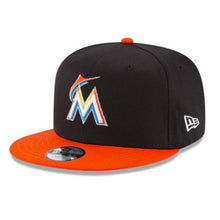 NEW ERA Kids Miami Marlins 2Tone 9FIFTY Snapback - Village Mart