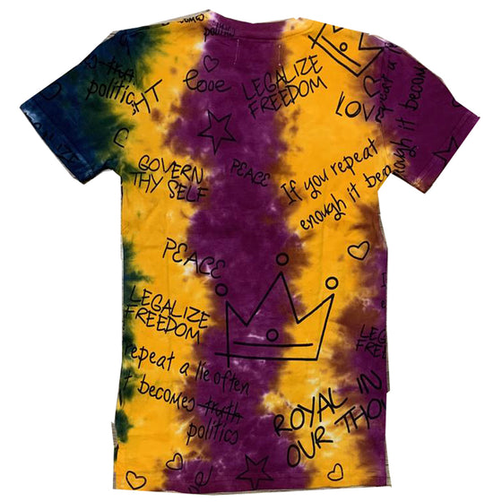EVOLUTION Kid's Subculture Tye Dye Tee - Village Mart