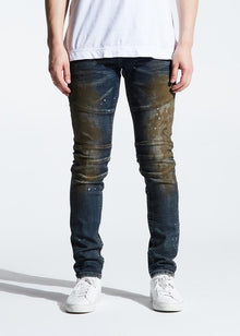 CRYSP MONTANA DENIM (DARK INDIGO OIL) - Village Mart