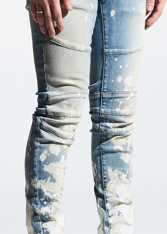 CRYSP MONTANA DENIM (INDIGO PAINT)