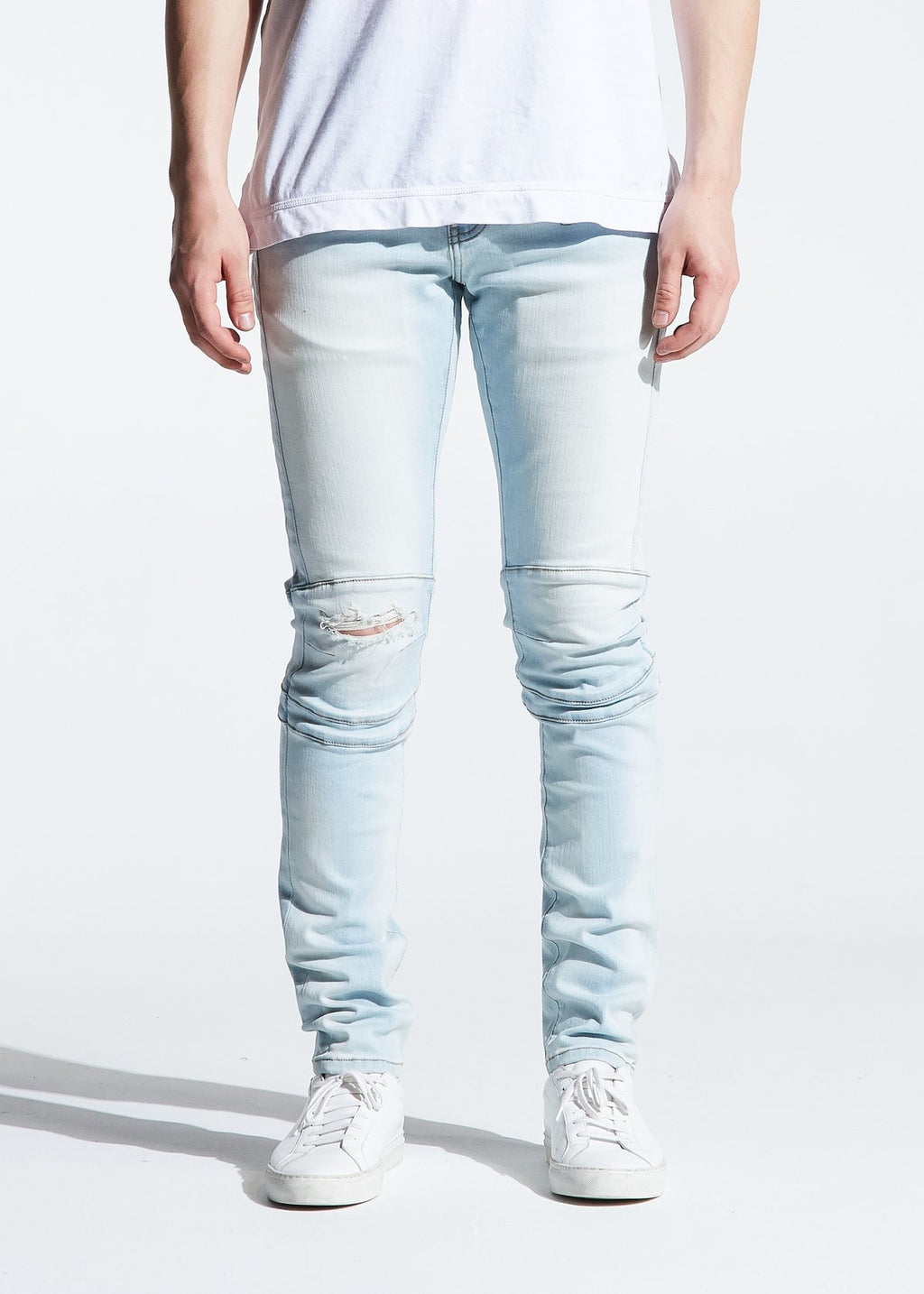 CRYSP HUDSON DENIM (LIGHT BLUE)