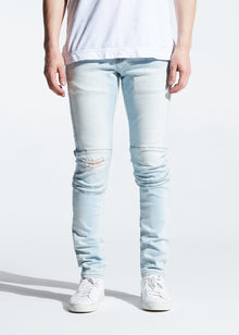 CRYSP HUDSON DENIM (LIGHT BLUE) - Village Mart