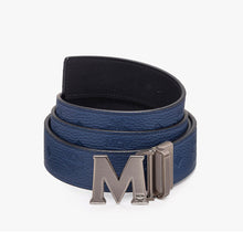MCM CLAUS ANTIQUE MEN'S REVERSIBLE BELT