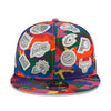 NEW ERA - Men's 950 NBA All Star All Over Team Logo Snapback - Village Mart