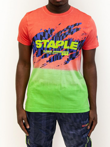 STAPLE Splatter Logo Tee