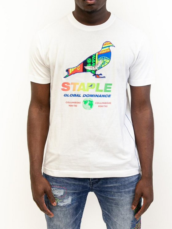 STAPLE Daybreak Pigeon Tee - Village Mart