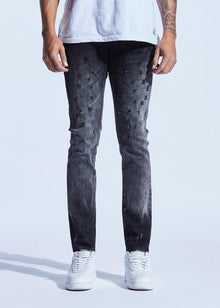 CRYSP ATLANTIC DENIM (DARK GREY) - Village Mart