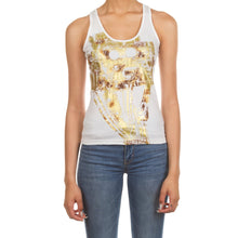 Tank Top GoldFoil Tee Goldfinger - offpriceME
