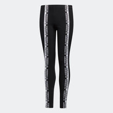ADIDAS LEGGINGS - BLACK - Village Mart