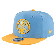 "NEW ERA Men""s Denver Nuggets 9FIFTY Adjustable Snapback Hat - Village Mart"