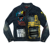 8TH DSTRKT Men's' Denim Jacket - DF9804 - Village Mart