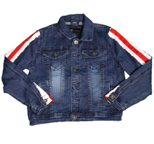 WAIMEA Printed Tape Kids Jacket - Village Mart