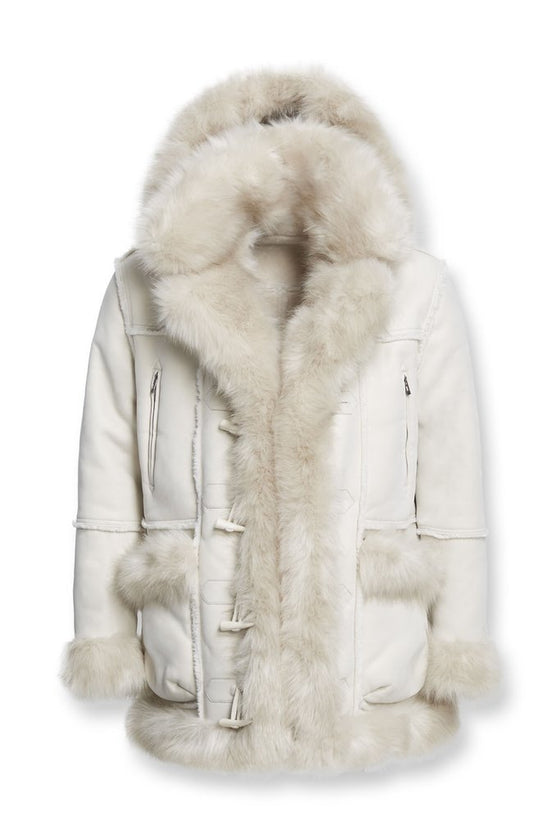 Jordan Craig Black Label ASPEN SHEARLING JACKET - Village Mart