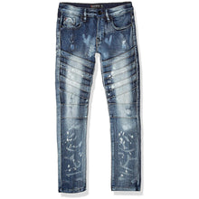 SOUTHPOLE Big BOYS  MOTO Denim PANTS