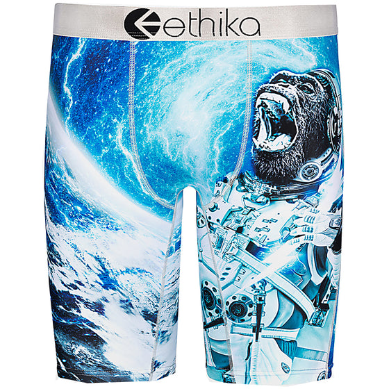 ETHIKA Boys Need Space Boxer Briefs - BLST1158 - Village Mart