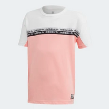 ADIDAS YOUTH ORIGINALS COLORBLOCK TEE