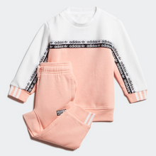 ADIDAS INFANT & TODDLER ORIGINALS CREW SET - Village Mart