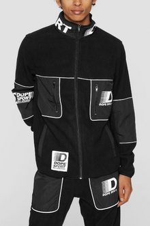 DOPE Apex Tech Fleece Jacket - Village Mart