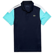 LACOSTE Men's Placket Polo Shirt DH4864-2YE
