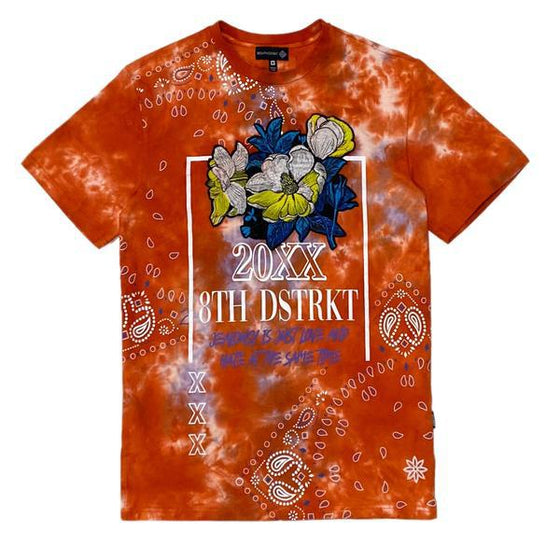 8TH DSTRKT Bandanna Tee - Village Mart