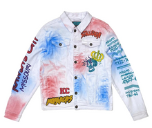 8TH DSTRKT x STALL&DEAN Kansas City Monarchs Twill Jacket - Village Mart