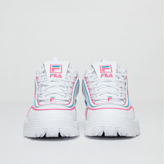 FILA Kids' DISRUPTOR II CONTRAST Piping