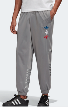 ADIDAS METALLIC TRACK PANTS