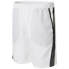 LACOSTE Men's Spring Mesh Side Stripe Short