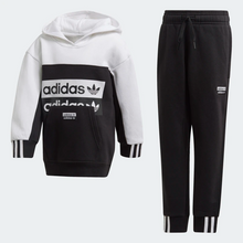 ADIDAS CHILDREN ORIGINALS HOODIE SET
