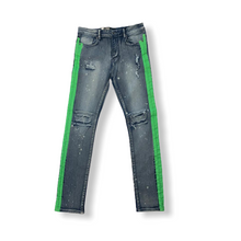 WAIMEA Kids NEON SIDE STRIPE JEANS