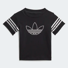 ADIDAS CHILDREN'S ORIGINALS OUTLINE T-SHIRT