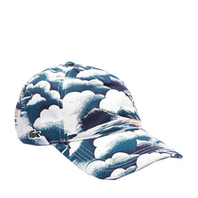 LACOSTE Men Tropical AOP GRAPHIC - Baseball Hat - Village Mart