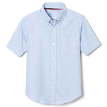 FRENCH TOAST Baby-Boys Short Sleeve Oxford Shirt