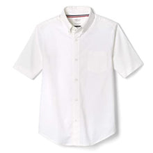 FRENCH TOAST  Men's Short Sleeve Oxford Shirt