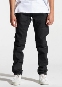 CRYSP MONTANA DENIM (JET BLACK) - Village Mart