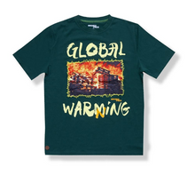ORIGINAL FABLES Warning Tee