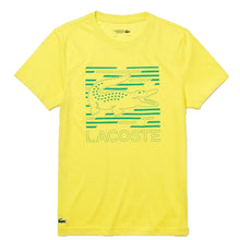 LACOSTE Men's Short Sleeve Graphic Tee XWP