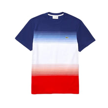 LACOSTE Men's Cotton Piqué Cotton Crew Neck T-shirt