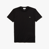 LACOSTE Men's Crew Neck Pima Cotton T-Shirt - Village Mart