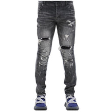 "VALABASAS Men's ""V34"" Gray Wash"